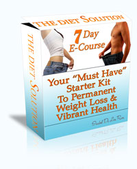 Starter Kit to Permanent Weight Loss & Vibrant Health A 7 Day E-course