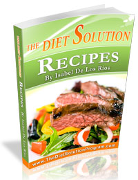 The Diet Solution Program Recipe Guide