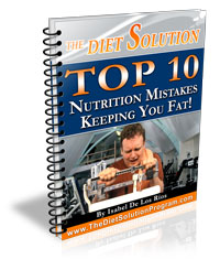 The Top 10 Nutrition Mistakes Keeping You Fat