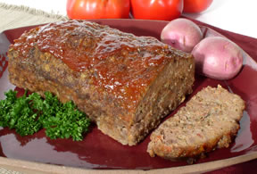 Low Carb Recipes Meatloaf