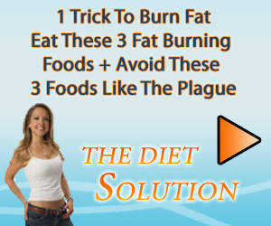 1 Trick to Burn Fat Eat These 3 Fat Burning Foods & Avoid These 3 Foods Like Plague