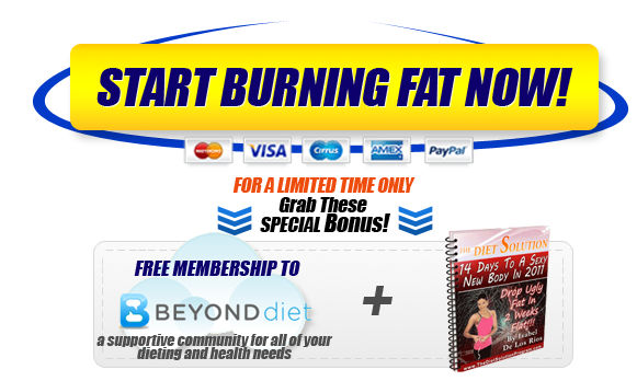 Burn Fat Now