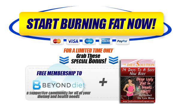 The Diet Solution Program - Why Diets Keep You Fat And Prevent Weight Loss :  fitness diet solution fat burn fat loss